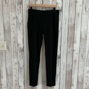 Not Your Daughters Jeans black legging size 4